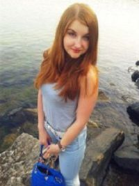 Красотка Инна из Шебекино